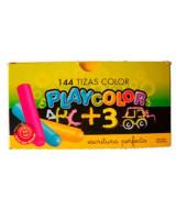 TIZAS PLAYCOLOR COLOR - CAJAx144