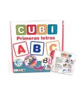 JUEGO DE MESA CUBI PRIMERAS LETRAS - 1403