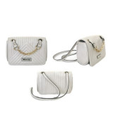 CARTERA BANDOLERA MILLION C/CADENAS 22x14x8cm. - 17607