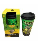 VASO TAPA CAFE ROCK 500ml C/CAJA - BVATCROCK