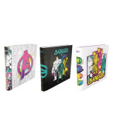 CARPETA CARTONE 3an.x40mm.AVENGERS MOD.VS.-107 - LCEAVEN6