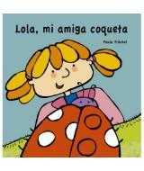 LIBRO DE TEXTURAS - LOLA MI AMIGA COQUETA