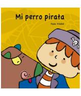 LIBRO DE TEXTURAS - MI PERRO PIRATA