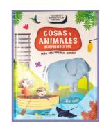 LIBRO PREGUNTAS Y RESPUESTAS C/VENTANAS - COSAS Y ANIMALES S