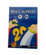 LIBRO COLECCION MAGIC NUMBER - DEL 11 AL 20 -21X30 CM. 20024
