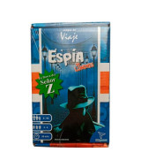 JUEGO DE CARTAS ESPIA EN LONDRES - 2317