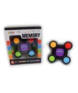 MEMORY MINI MEMO SIMON DE 4 TECLAS EN CAJA 13x14cm. - 9320