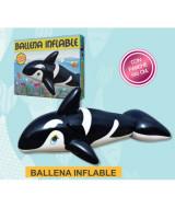 BALLENA INFLABLE CAJA 91x148cm. TP7814-1009N