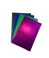 GOMA EVA HOLOGRAFICA COLLEGE 60x40cm x1,9mm - AZUL  (x1)