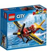 LEGO CITY AVION DE CARRERAS 60144