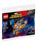 LEGO SUPER HEROES THE MILANO 30449