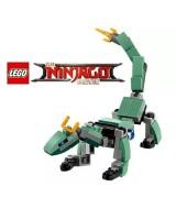 LEGO NINJAGO GREEN NINJA MECH DRAGON MICRO BUILD 30428