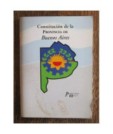 LIBRO CONSTITUCION DE BUENOS AIRES