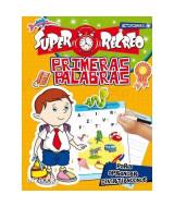 SUPER RECREO - PRIMERAS PALABRAS - 2903