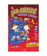 YO APRENDO! ALFABETO Y NÚMEROS - 2369