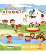 COL. BUSCA Y ENCUENTRA - LAS CUATRO ESTACIONES - 487