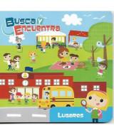 COL. BUSCA Y ENCUENTRA - LUGARES - 488