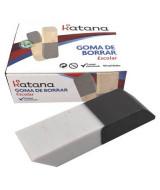 GOMA GRIS Y BLANCA GRANDE KATANA