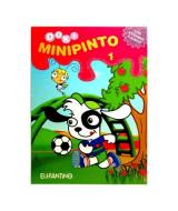 LIBRO P PINTAR NEO COLECCION MINIPINTO C/STICKERS