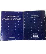 CUADERNO DE COMUNICACIONES ( tapa flexible)