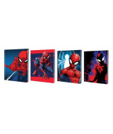 CUAD.16x21T/DURA 48hj.RAY. SPIDERMAN 1203101