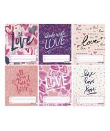 SEPARADORES DE MAT.N*3 LOVE - SOB.x6 Un.1101107