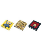 CARPETA ESCOLAR 3an.x40mm.MINIONS 1001159