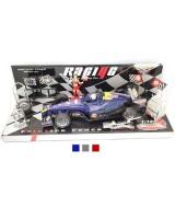 AUTO F1 EN BOX A FRICC.ESC.1:18 C/ACC.38x12cm.-AU00334-3448