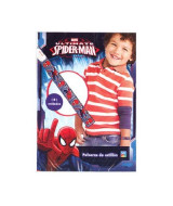 PULSERA DE COTILLON SPIDERMAN x8un  10186