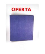 CARPETA CARTONE ARAÑA AZUL 3an.x 40mm.5508