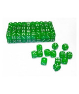 DADOS COLOR VERDE 16mm. - 810-0033