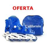 ROLLERS CALIFORNIA BOLSA AZUL - T37