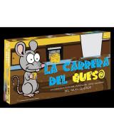 JUEGO DE MESA LA CARRERA DEL QUESO - ART. 616