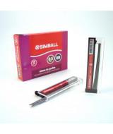 MINAS SIMBALL HB 0,5mm.- TUBOx12un.-